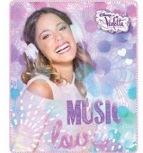 Paturica Disney Violetta - Love Music