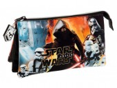 Penar 22 cm 3 compartimete Star Wars Battle