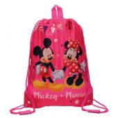Penar 23 cm 2 compartimente Disney Mickey & Minnie Party