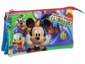 Penar 3 compartimente Disney Mickey & Friends