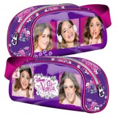 Penar MAXI Zip Disney Violetta colectia Collage