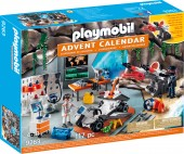 Playmobil - CALENDAR CRACIUN AGENT SECRET