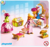 Playmobil - CAMERA REGALA DE ZI Magic castle