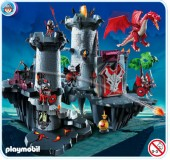 Playmobil - CASTELUL DRAGONILOR Dragon Knights
