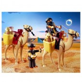Playmobil - DOI TALHARI CU CAMILE Egyptians