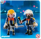 Playmobil - ECHIPA DE SALVARE Fire rescue