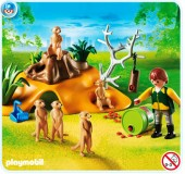 Playmobil - FAMILIA SURICATELOR Zoo