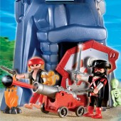 Playmobil - FORTUL MOBIL AL PIRATILOR Pirates