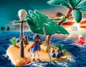 Playmobil - INSULA PIRATILOR NAUFRAGIATI Pirates