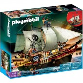 Playmobil - NAVA DE ATAC A PIRATILOR Pirates