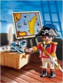 Playmobil - PIRATUL CAPITAN Pirates