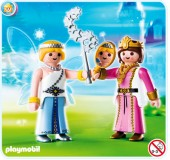 Playmobil - PRINTESA SI ZANA Magic castle