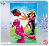 Playmobil - REGINA OCEANULU Princess Castle