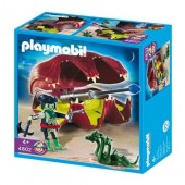 Playmobil - SCOICA CU TUN Ghost Pirates