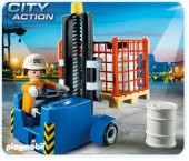 Playmobil - STIVUITOR Transport