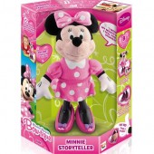Jucarie de plus interactiva Povestitoarea Minnie Mouse