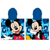 Prosop special Poncho Disney Mickey Mouse