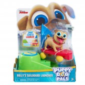 PUPPY DOG PALS FIGURINE CU LANSATOR - Rolly