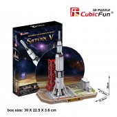 Puzzle 3D SATURN V