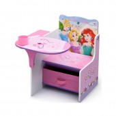 Scaun multifunctional din lemn Disney Princess