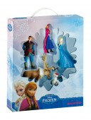 Set figurine Disney Frozen Bumper