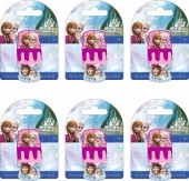 Set 2 mini clame de par Disney Frozen - Sisters Forever