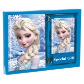 Set cadou Jurnal & Pix Disney Frozen