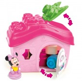 Set Clemmy Baby Minnie Casa+Cuburi Clemmy