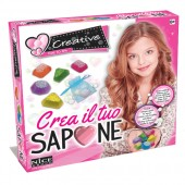 Set creativ TIME TO SPA - Creeaza propriul sapun