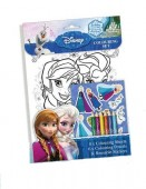 Set de colorat Disney Frozen