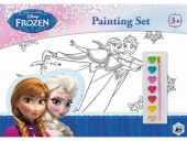 Set de colorat Premium Disney Frozen