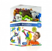 Set de construit Incastro World - Cub L