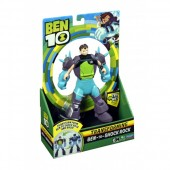 Set de joaca Ben 10 figurina transformabila - Shock Rock