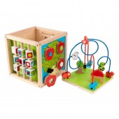 Set de joaca Cub educativ Farmyard