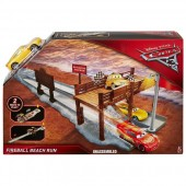 Set de joaca Disney Cars 3 Fireball Beach Run