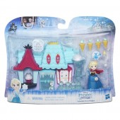 Set de joaca Disney Frozen- SMALLDOLL PLAYSET AST Hasbro