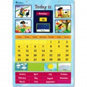 Set de joaca educativ Calendar educativ magnetic
