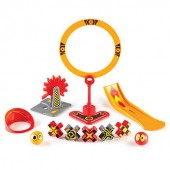 Set de joaca educativ Set STEM - Wacky Wheels