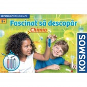Set de joaca FASCINAT SA DESCOPAR CHIMIA
