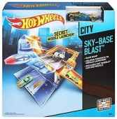 Set de joaca Hot Wheels City Airport