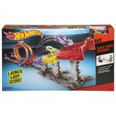 Set de joaca Hot Wheels SUPER SCORE SPEEDWAY TRACK
