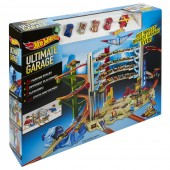 Set de joaca Hot Wheels ULTIMATE GARAGE PLAYSET