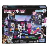 Set De Joaca Mattel MB Monster Hight Creepateria