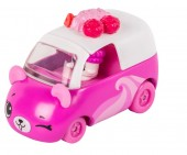 Set de joaca Mini Masinuta Shopkins Cutie Cars Frozen Yocart