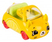Set de joaca Mini Masinuta Shopkins Cutie Cars Lemon Limo