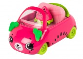Set de joaca Mini Masinuta Shopkins Cutie Cars Motor Melon