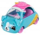 Set de joaca Mini Masinuta Shopkins Cutie Cars Sundae Scooter