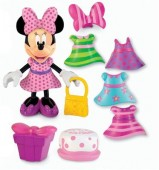 Set de joaca Minnie Mouse Birthday Bowtique