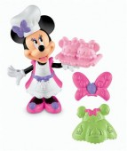 Set de joaca Minnie Mouse Cupcake Bowtique