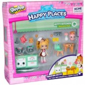 Set de joaca Shopkins, Happy Places S1